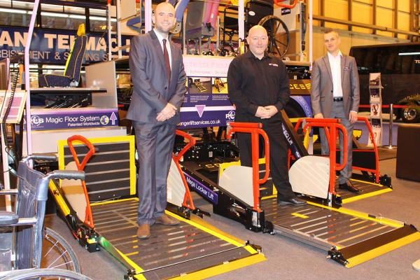 Provider Of Accessible Vehicle Solutions Passenger Lift
