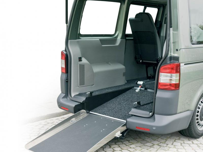 Peugeot Partner WAV Lowered Floor and Ramp