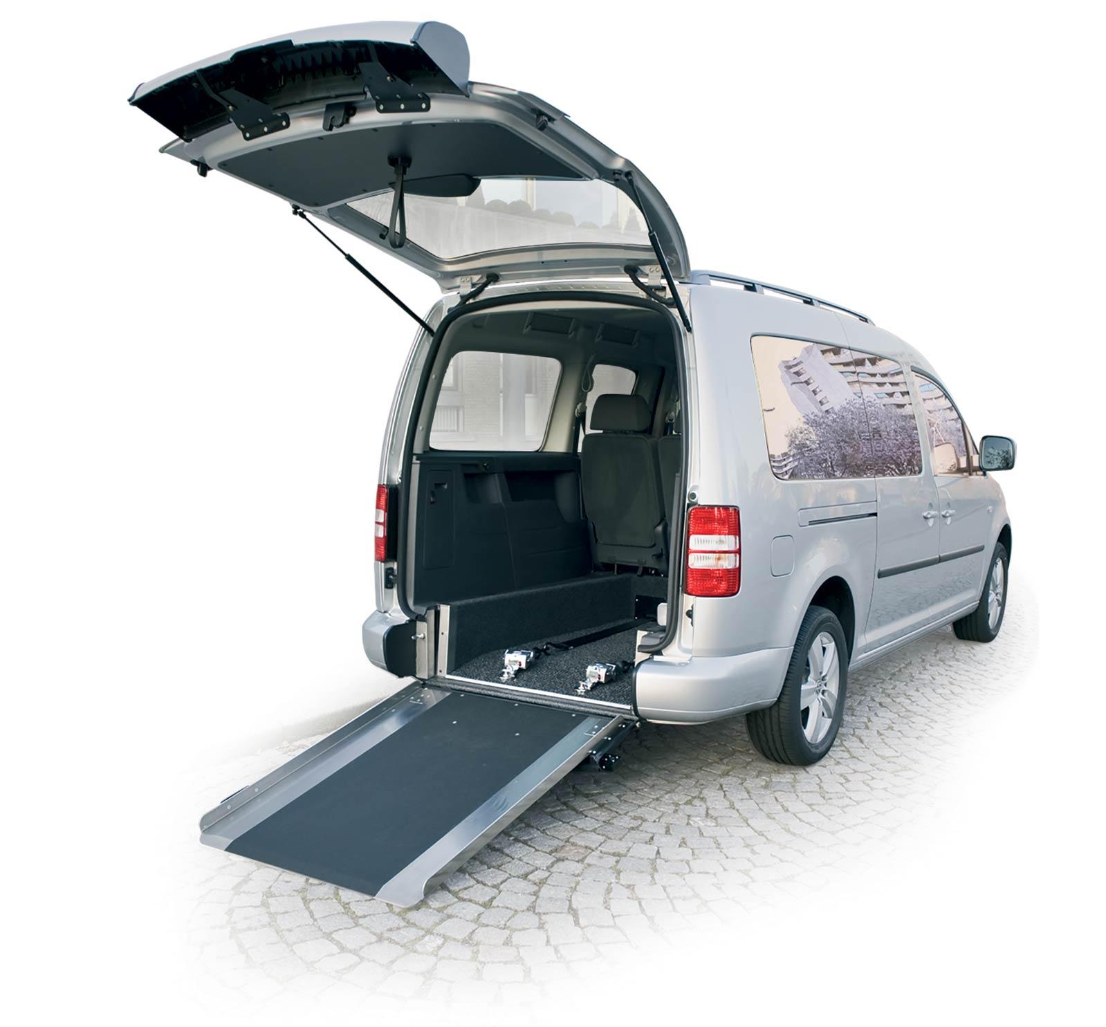 14a43f68b5 VW Caddy Caddy Maxi WAV Lowered Floor and Ramp