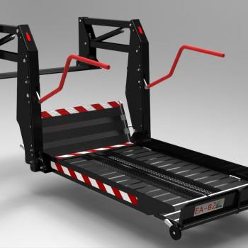 Bariatric Inboard Lift
