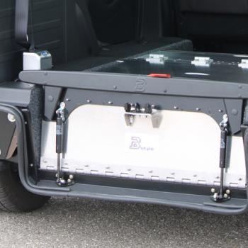 Citroën Berlingo WAV Lowered Floor and Ramp