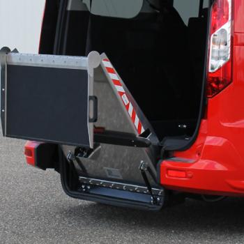 Ford Connect WAV Lowered Floor and Ramp