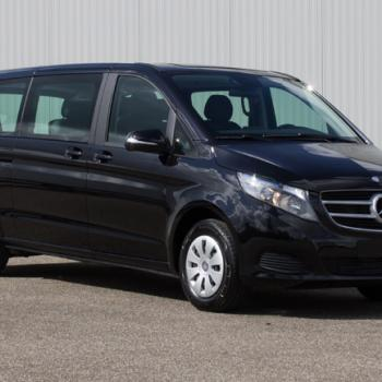 Mercedes Benz Vito and Class-V WAV Lowered Floor and Ramp