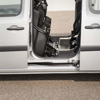 Mercedes Citan / Renault Kangoo WAV Lowered Floor and Ramp