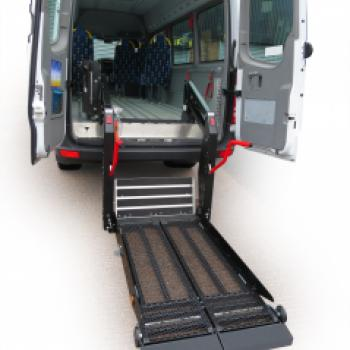 Mini-bus Inboard Lift