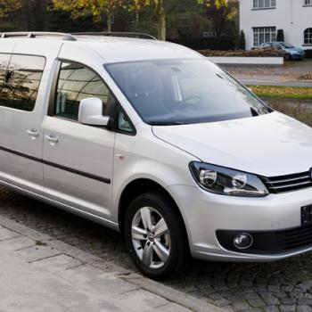 VW Caddy/Caddy Maxi WAV Lowered Floor and Ramp