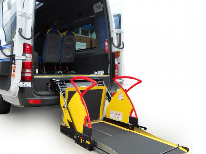 Mini-bus Concealed Cassette Lift