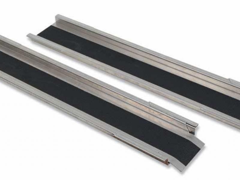 Telescopic Portable Ramps